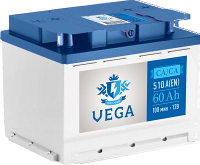 Аккумулятор Vega 6СТ-55