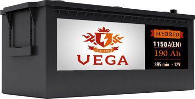 Аккумулятор Vega 6СТ-140