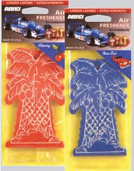 ABRO Освежители воздуха «Пальма» щит