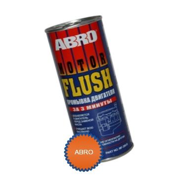 ABRO 3 мин. промывка двигателя