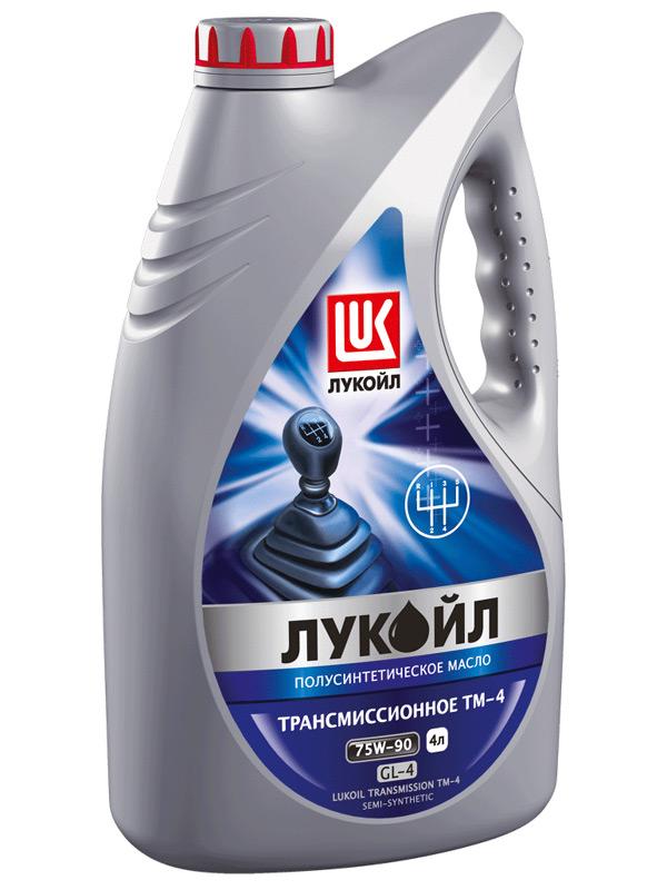 ЛУКОЙЛ ТРАНСМИССИОННОЕ ТМ-4 75W-90