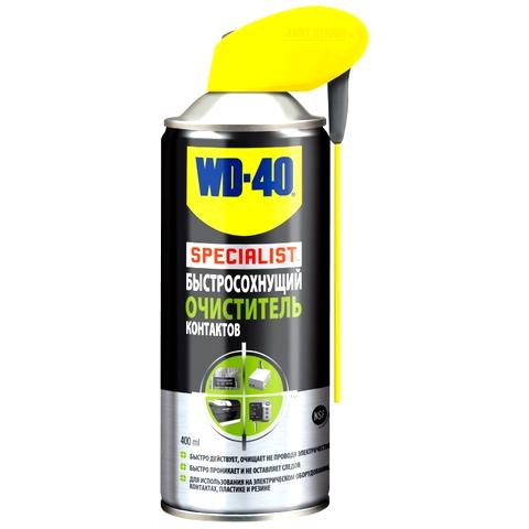 WD-40 Specialist Быстросохнущий очиститель контактов