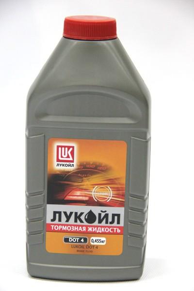 Лукойл Тормозная жидкость Dot-4