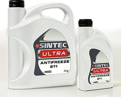 Антифриз SINTEC ULTRA-45 G11