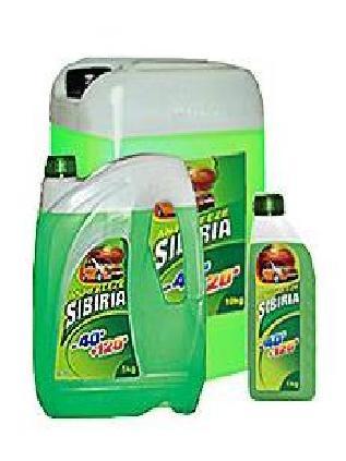 Антифриз «SIBIRIA-40 G-11» зеленый