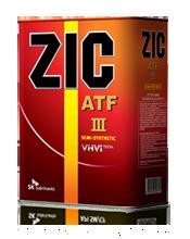 ZIC ATF III АКПП