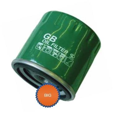 BIG Фильтр масл. GB-107