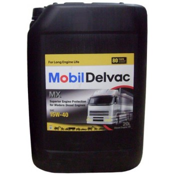 Mobil 1 Delvac MX 15W40